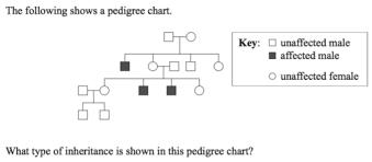Pedigree Chart Key Pedigree Chart Practice Flashcards Quizlet