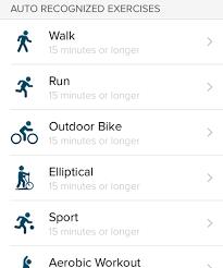 how to track exercise sleep activity
