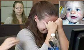 Baby Gabriel: Elizabeth Johnson 'suffocated eight-month-old, put him in  diaper bag and threw him in dumpster'   Daily Mail Online