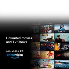all videos s tv shows and amazon originals s latest india and us blockbusters tv shows por shows and series kids shows