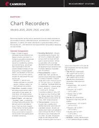 Download Barton Chart Recorder Specifications Proflow