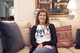 Home of the Week: Navy-infused Kirkpatrick residence in Annapolis ...