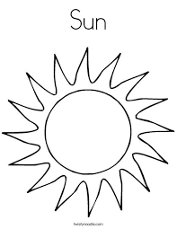 sun coloring page twisty noodle sun coloring page sunset coloring book
