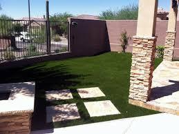 synthetic turf tucson arizona lawn and garden backyard landscaping ideas