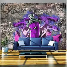 Wallpaper Graffiti Spray Can Fruugo