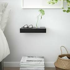 2 ikea lack 16353 floating wall shelves