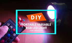 50 portable diy continuous lighting for photography