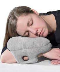 Office nap pillow Crazy Travel Ostrich Pillow Mini Ebay The Ostrich Pillow Mini Ultracompact Power Nap Pillow
