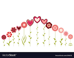 Pictures Of Hearts And Flowers Hearts And Flowers