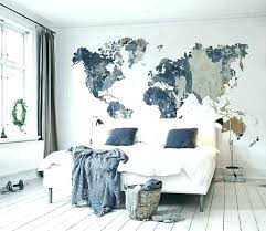 travel themed wall decor immense room view in gallery bedroom decorating ideas 9