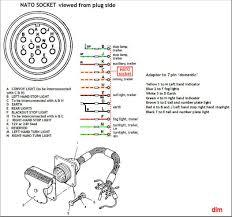 wiring diagram for 13 pin caravan plug understanding and in 12 13 Pin Socket Wiring Diagram pj trailers trailer plug wiring readingrat net with 12 pin caravan diagram 13 pin socket wiring diagram
