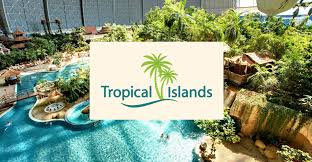 tropical islands tropical islands is europe s largest tropical holiday world