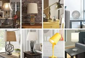 24 diffe types of table lamps 2021