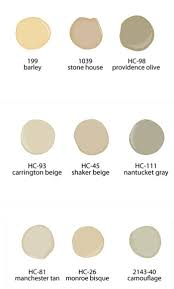 Neutral Colors For Bedroom Walls Neutral Paint Colors From Benjamin Moore Paints For The Home