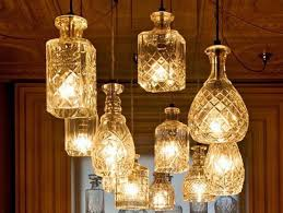 glass bottle lighting. diy easy ways to cut glass bottles doityourself ideas recycled bottle lighting