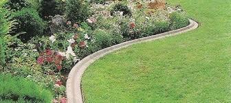 garden borders. Brilliant Garden Concrete Edge Inside Garden Borders R