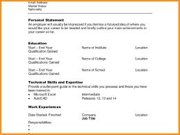 Free Resume Templates Format Examples Flight Attendant Cv Templates