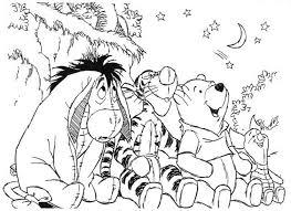 Winnie The Pooh Da Colorare Disegni Gratis