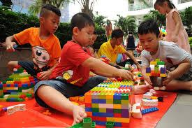 Tết thiếu nhi tưng bừng tại các dự án Him Lam Land - Himlamcholon.com