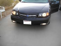 2005 Chevy Impala Fog Lights Car Truck Parts Car Truck Fog Driving Lights 2000 2005