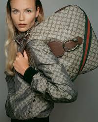 Designer Head To Toe Natasha Poly Has A Case Of Logomania In Cr Fashion Book
