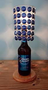 How To Decorate Beer Bottles 60 DIY Bottle Lamps Decor Ideas That Will Add Uniqueness To Your Home 20