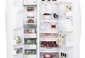 ge profile arctica refrigerator. Ge Profile Arctica GE 26 6 Cu Ft Side By Refrigerator With Regard To 0 S
