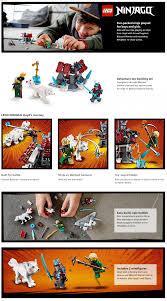 Lego Ninjago Lloydâ'S Journey Building Kit 70671 | Lego and Mega Bloks