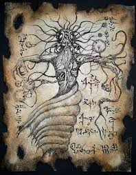 azathoth rituals necronomicon fragments cthulhu occult dark art pagan magick lovecraft nicronomicon occult hp lovecraft and dark art
