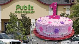 Publix Stork Cake Bilo Cakes Bakery Wedding Prices Birthday 60th