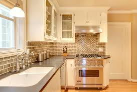 brick backsplash kitchen brick veneer tutorial brick glass tile kitchen backsplash