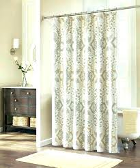 split shower curtain shower curtain ds medium size of print shower curtain with exquisite cheetah print split shower curtain