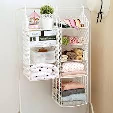 diy bedroom clothing storage. DIY Plastic Bathroom Shelf Foldable Storage Rack Wardrobe Clothes With Hooks Closet Organizer For Diy Bedroom Clothing