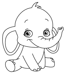 Easy Baby Disney Coloring Pages Printable 14 J Thanhhoacarcom