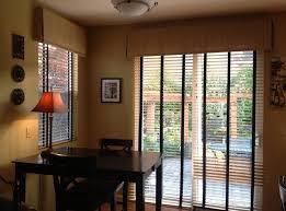 best window treatments for sliding patio glass doors