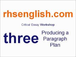 higher english critical essay workshop three producing a higher english critical essay workshop three producing a paragraph plan