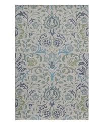 home interior interesting wayfair wool rugs another great find on zulily blue fl rug by
