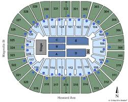 Smoothie King Center Concert Seating Chart New Orleans Arena Tickets New Orleans Arena In New Orleans