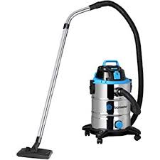 vacmaster power 30 pto wet and dry vacuum cleaner with power take off stainless steel