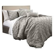 lush decorravello pintuck comforter