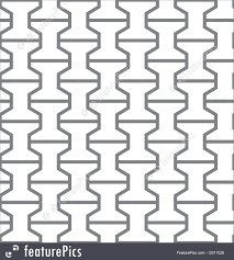 Simple Patterns Fascinating Simple Geometric Vector Seamless Gray Pattern