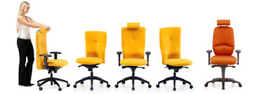 orange office furniture. Pledge Posture / Ergonomic Office Chairs And Seating From OMM Furniture Orange