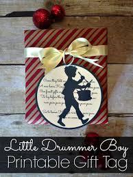 little drummer boy gift gers best 12 days of