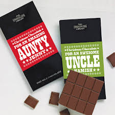 auntie & uncle chocolate bars by quirky gift library Happy Wedding Anniversary Wishes Uncle Aunty auntie & uncle chocolate bars happy marriage anniversary wishes to uncle and aunty