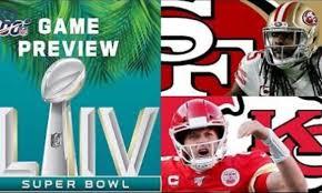 Super Bowl 2020 San Francisco 49ers-Kansas City Chiefs, ecco ...