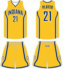 Indiana Basketball Pacers net Chris nba National Creamer's Logos Association Uniform Alternate Sports - Sportslogos Page