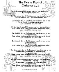 Bible Printables - Christmas Songs and Christmas Carol Lyrics ...