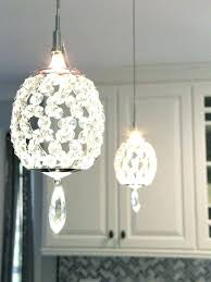 crystal globe pendant light round pendant light light chrome finish crystal