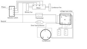 lg window ac wiring diagram voltas circuit symbols o vehicle medium size of window ac csr wiring diagram hindi compressor connection schematics diagrams o electrical diag