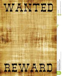 Wanted Poster Format Insaat Mcpgroup Co